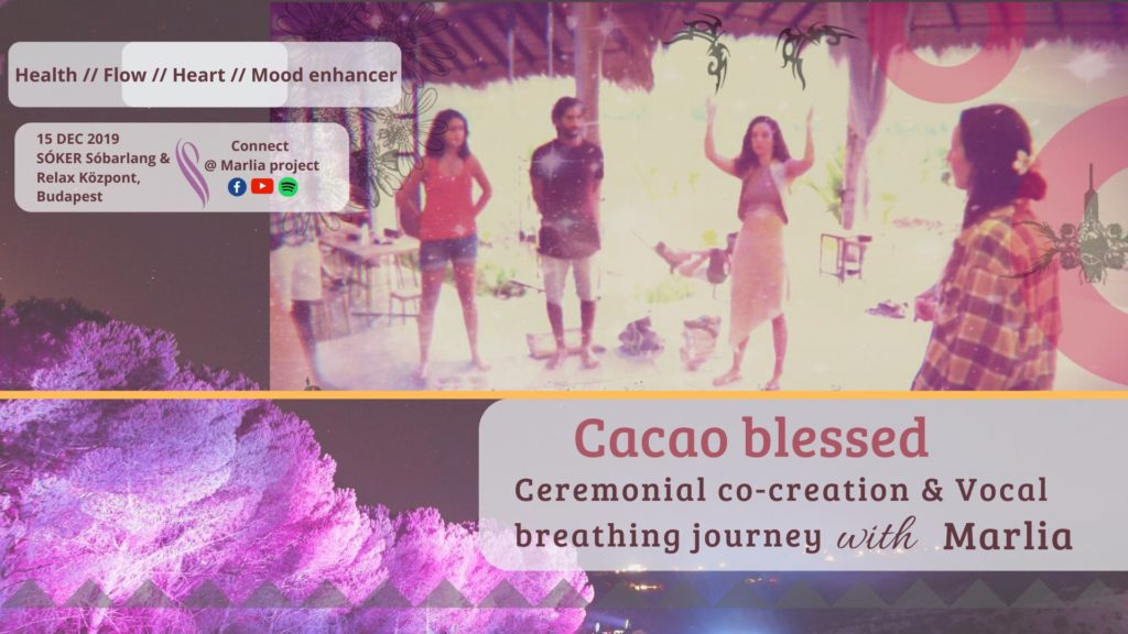Cacao blessed